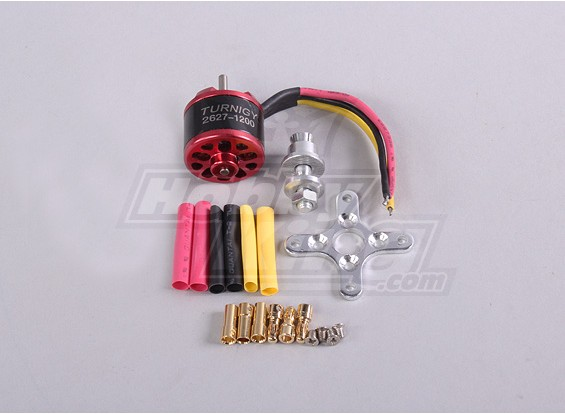 Turnigy 2627 Brushless Outrunner 1200KV