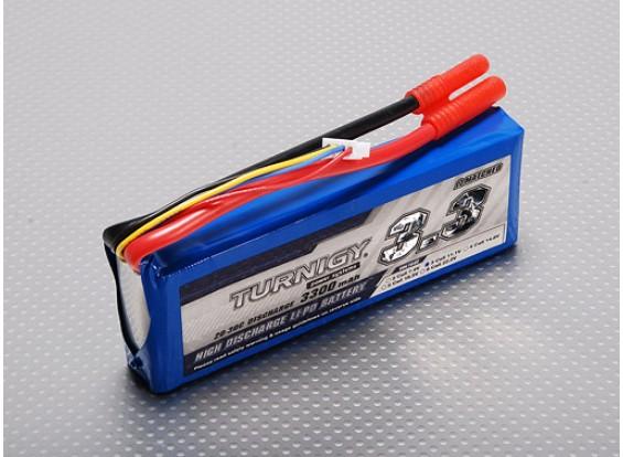 Turnigy 3300mAh 3S 20C Lipo pacote