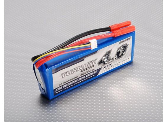 Turnigy 4000mAh 3S 20C Lipo pacote