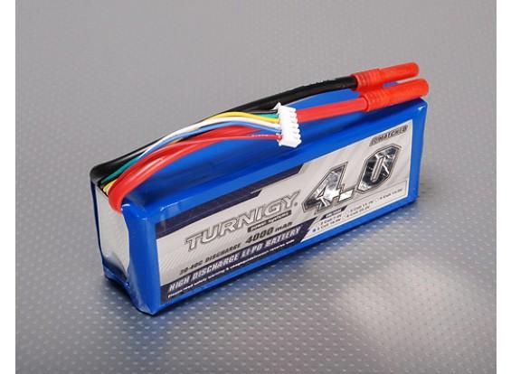 Turnigy 4000mAh 5S 30C Lipo pacote
