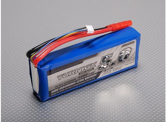 Turnigy 5000mAh 3S 25C Lipo pacote