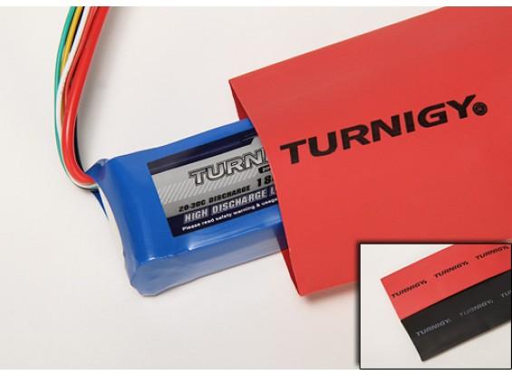 Turnigy psiquiatra do calor 50 milímetros Tubo RED (1mtr)