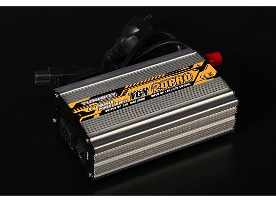 Turnigy T-20Pro Qualidade 16A Power Supply 180 240V ~ (220W)