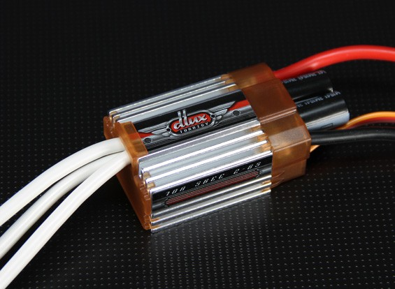 Turnigy Dlux 70A SBEC Brushless Speed Controller w / Registro de dados
