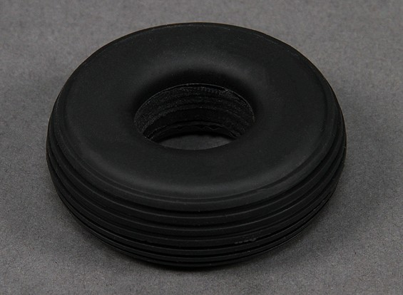 Turnigy 63 milímetros Replacement Rubber Tyre