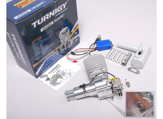 Turnigy HP50 5.5HP motor a gasolina 50cc