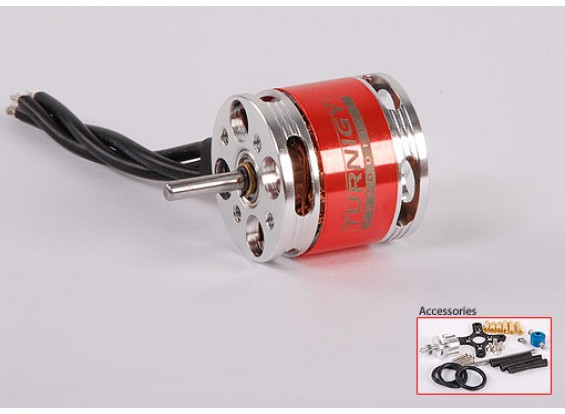 Turnigy 2209 26turn Outrunner 1130kv 15A
