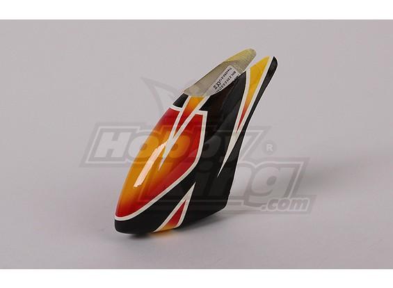 Fiberglass Canopy para Trex-250