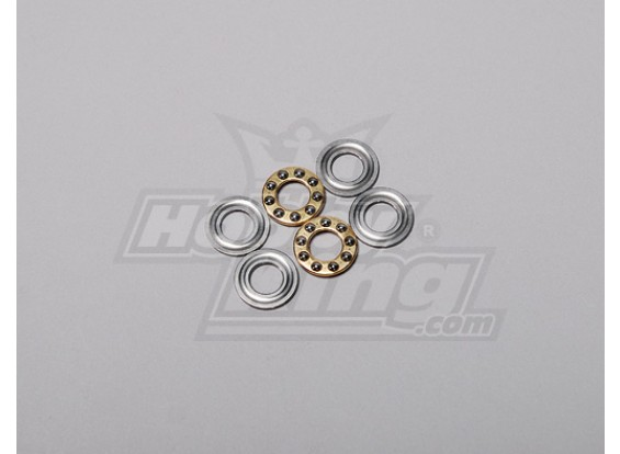 HK-500 Gt Thrust Bearing 12 x 5 x 4 milímetros (Alinhar parte # H50004)