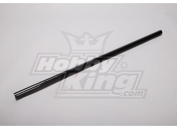 TZ-V2 0,90 Tamanho da cauda da fibra do carbono