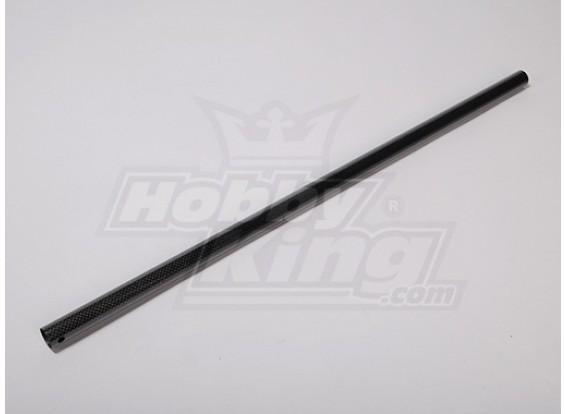 TZ-V2 0,50 Tamanho da cauda da fibra do carbono