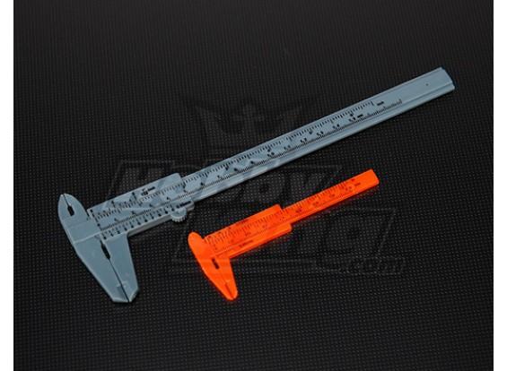 PP Vernier Caliper Set 80 milímetros e 150 milímetros