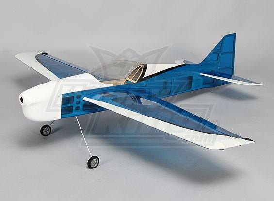 Visão EP Balsa 3D azul 940 milímetros (ARF)
