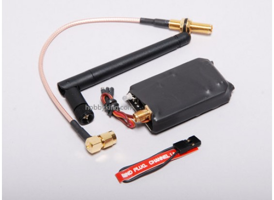 X8D módulo da porta trainer 2.4GHz X8-hack (Apenas PPM)