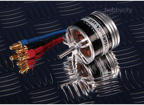 Dualsky XMotor Eixo oco XM2830-12H