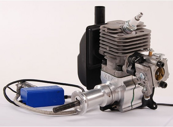 motor de 26cc XY A-Spec V2 Gas