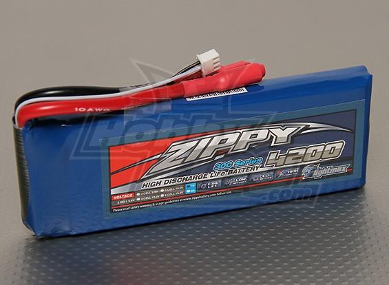 ZIPPY Flightmax 4200mAh 2S1P 30C LiFePo4 pacote