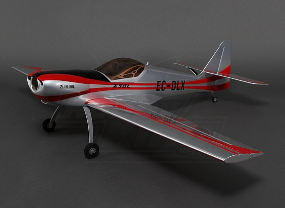 Zlin Z-50L 1194 milímetros 25e classe Esporte Scale (ARF)