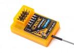 4CH FASST receptor compatível (projeto especial para o carro e boa)