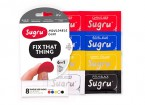 Sugru™ Moldable Glue - Classic Colors Pack (8 x 5g)