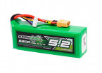 Multistar High Capacity 5200mAh 6S 10C Multi-Rotor Lipo Pack w/XT90