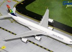Gemini Jets South African Airways Airbus A340-600 ZS-SNB 1:200 Diecast Model G2SAA587