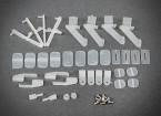 Plastic Parts COMBO-01 (Chuck / Clevis / Rocker / Presser)