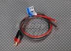PowerBox Deans - PIK Masculino 30 centímetros 2,5 milímetros fio