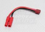HXT 4 milímetros conector para T-plug chumbo taxa de conversão