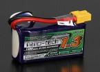 Turnigy nano-tecnologia 1300mAh 3S 45 ~ 90C Lipo pacote