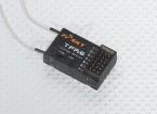 FrSky TFR6 7CH 2.4Ghz receptor FASST Compatível