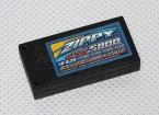 ZIPPY 5800mAh 1S2P 60C Hardcase pacote