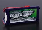 Turnigy nano-tecnologia 2100mAh 2S1P 20 ~ 40C LiFePo4 Receiver Pacote