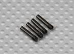 Parafuso Pin (M3x13mm) 1/10 Turnigy 4WD Brushless caminhão Curso de curta duração (4pcs / saco)