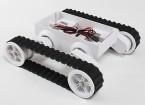 Rover 5 lagartas do robô Chassis