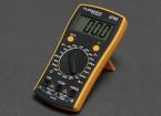 Turnigy 870E multímetro digital w / backlit