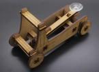 Catapult Modelo de madeira cortado a laser (KIT)