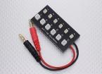 Micro Paraboard carga Board w / Micro JST & JST-PH Conectores