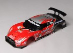 1:10 GT-R R35 GT Acabou Shell Corpo