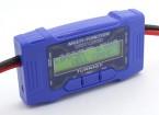 Turnigy 100A 60V Multi função Watt Meter w Sensor / Temp