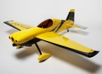MXS-R Aerobatic 3D Avião 20CC Balsa 1.625 milímetros (ARF)