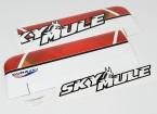 Durafly ™ SkyMule 1500 milímetros - asa exterior Set