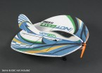 HobbyKing nutball Fun Flyer EPP 460 milímetros w / motor (Kit)