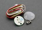 Walkera QR X800 FPV GPS Quadrotor - Conselho LED vermelho