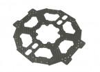 Placa de fibra de carbono Tarot 680Pro HexaCopter Lower Main