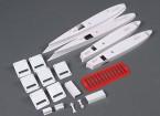 HobbyKing Cobra 90 milímetros EDF - Substituição Plastic Parts Set