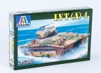 Italeri 1/35 Escala LVT (A) Kit 4 Plastic Modelo