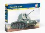 Kit Italeri 1/35 Escala Crusader III Mk.I Plastic Modelo AA