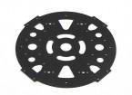 HobbyKing ™ S600 carbono e placa de metal Quadrotor Lower Main