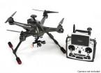 Walkera Escoteiro X4 FPV Quadrotor com Devo F12E, Gimbal G-3D (versão GoPro) (pronto para voar)